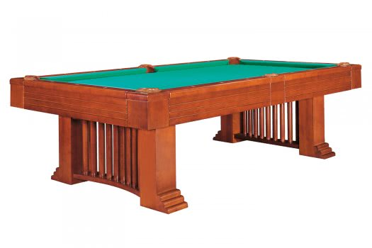 Dynamic Romance Slate Bed Pool Table
