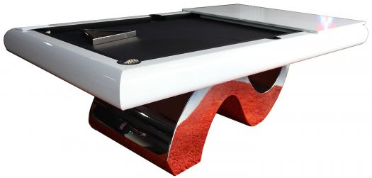 The Picasso Luxury Slate Bed Pool Table