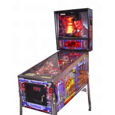 Freddy: A Nightmare On Elm Street Pinball Machine