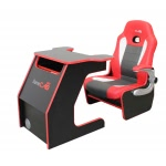 GameCAB Racer Gaming Chair & Desk