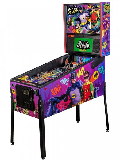 Stern Batman '66 Premium Pinball Machine