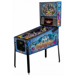 The Stern Aerosmith Pro pinball machine