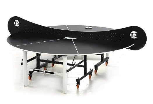 T3 Tournament Round Table Tennis Table (T3T)