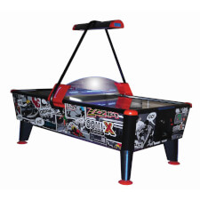 WIK Comix / Black Commercial Air Hockey Table