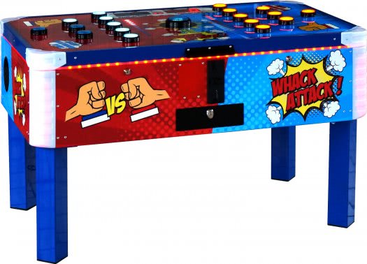 Whack Attack Rapid Reaction Game