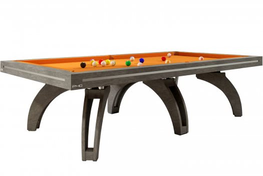 Etrusco P40 Stone Luxury Slate Bed Pool Table