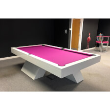 The Houdini Slate Bed Pool Table