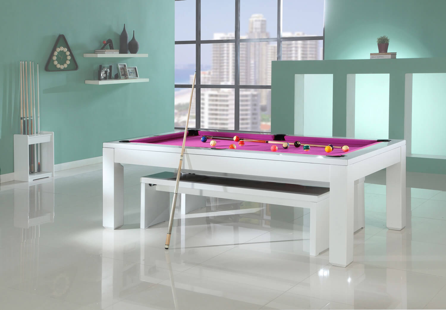 Phoenix Pool Dining Table Liberty Games - Pool dining table 7ft