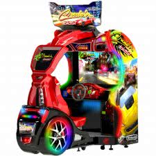 Raw Thrills Cruis'n Blast Arcade Machine