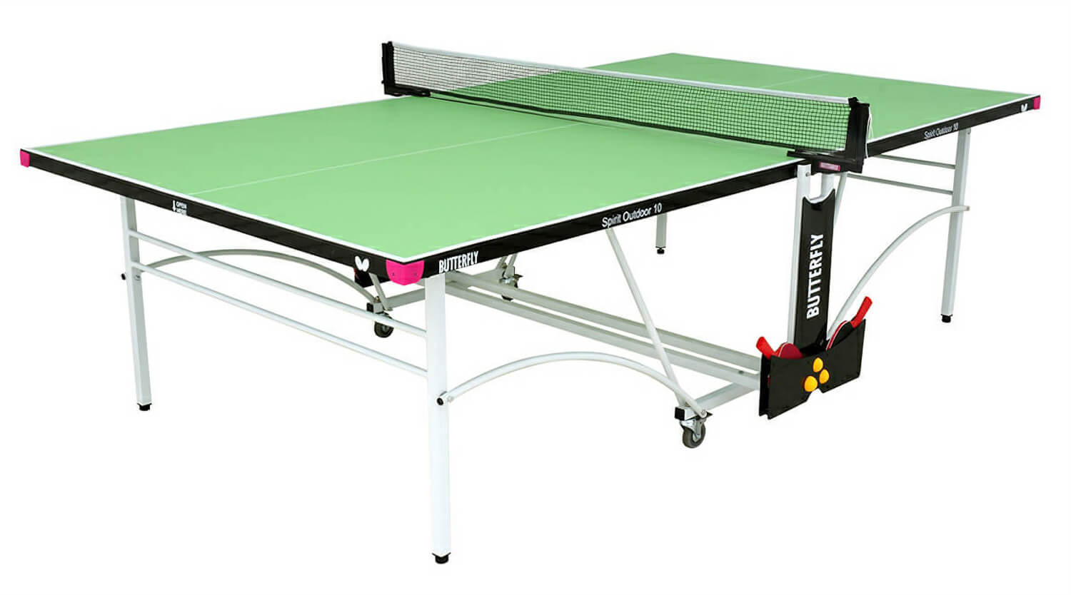 Spirit 10 outdoor tennis table liberty games - Weatherproof table tennis table ...