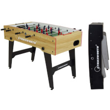 Strikeworth Free Kick Folding Football Table