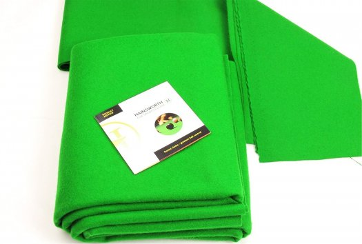Hainsworth Precision Pool & Snooker Cloth