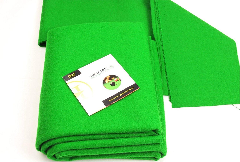 Hainsworth Precision Pool Amp Snooker Cloth Liberty Games