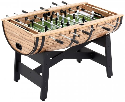 Barrel Football Table