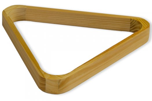 Strikeworth Wooden Triangle For 2-inch UK Pool Balls