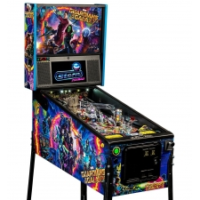Stern Guardians Of The Galaxy Pro Pinball Machine