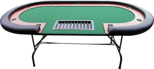 Buffalo High Roller Luxury Poker Table