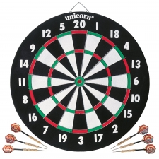 Unicorn XL Paper Dartboard