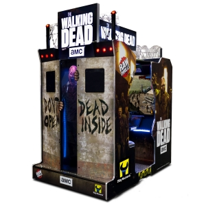 Walking Dead Arcade Machine