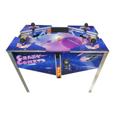 Crazy Comets Table Game