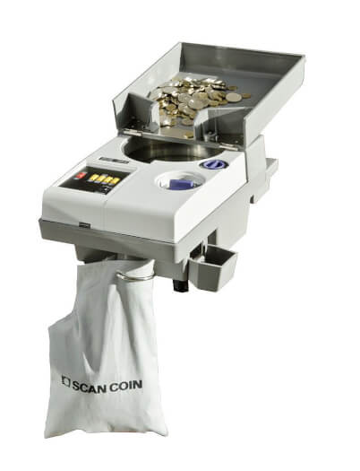 Scan Coin Currency Counter SC 303/313
