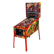Stern Deadpool LE Pinball Machine