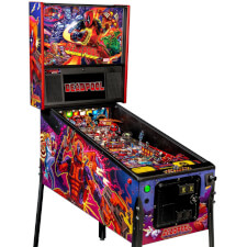 Stern Deadpool Pro Pinball Machine