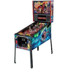 Stern Deadpool Premium Pinball Machine