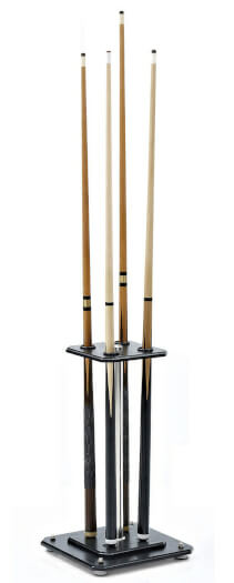 Slim Cue Stand For 4 Cues