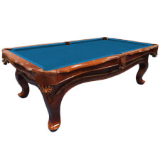 Pureline Aspen Slate Bed 8ft American Pool Table