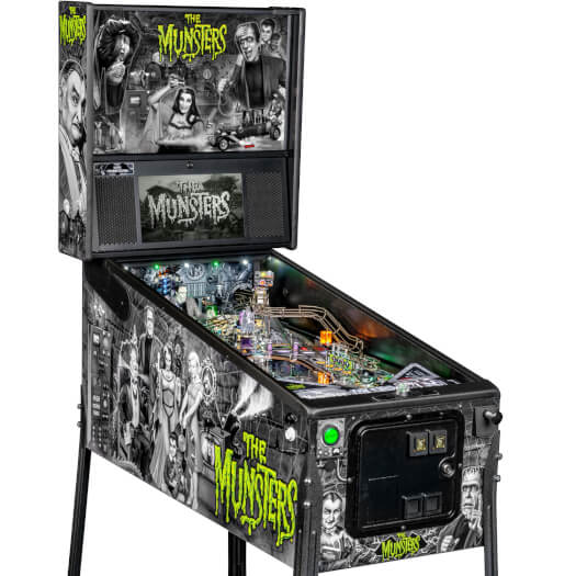 Stern The Munsters Premium Pinball Machine