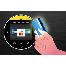 On-Site Contactless Payment Upgrade