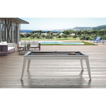 Caraibes Luxury Outdoor 6ft Slate Bed Pool Table