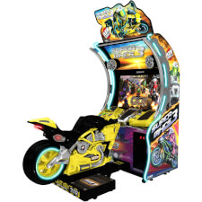 Raw Thrills Super Bikes 3 Arcade Machine