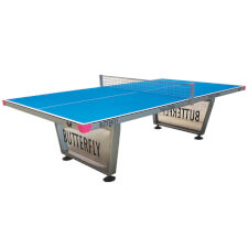 Butterfly Park Outdoor Table Tennis