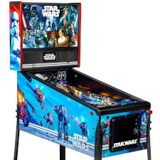 Stern Star Wars Pin Pinball Machine