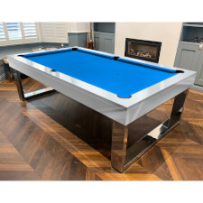 The Singapore Slate Bed Pool Table