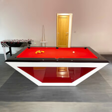 The Rameses Slate Bed Pool Table