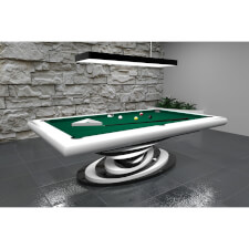 The Everest Slate Bed Pool Table