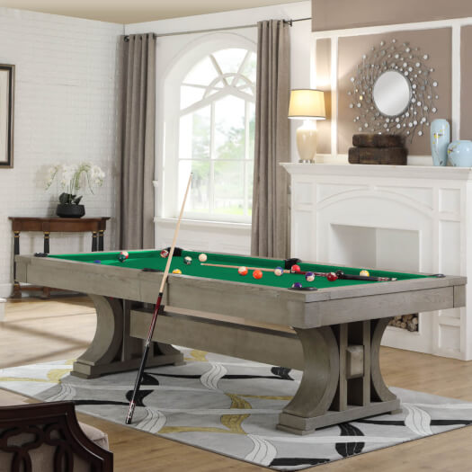 The Pureline Georgia II American Pool Dining Table