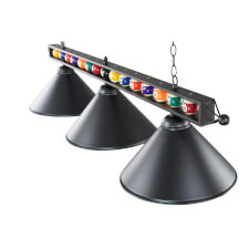 Pureline Pool Ball Designer Lighting Bar