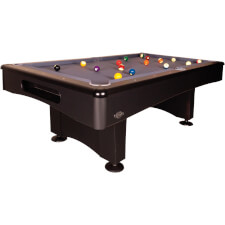 Buffalo Eliminator II Black Edition American Pool Table