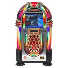 Rock-Ola Bubbler Digital Jukebox 90th Anniversary Edition