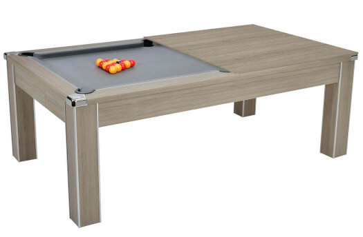 Vector Slate Bed Pool Dining Table
