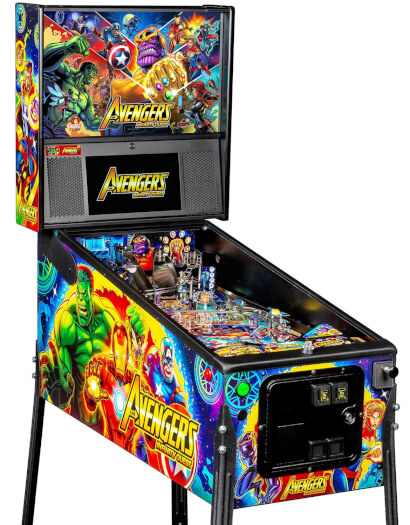 Stern The Avengers: Infinity Quest Pro Pinball Machine