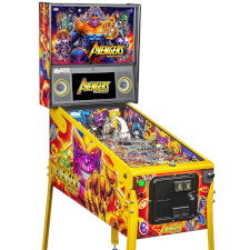 Stern The Avengers: Infinity Quest LE Pinball Machine