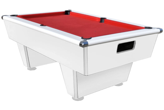 Club Classic Slate Bed Pool Table