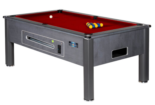 Supreme Match Slate Bed Pool Table