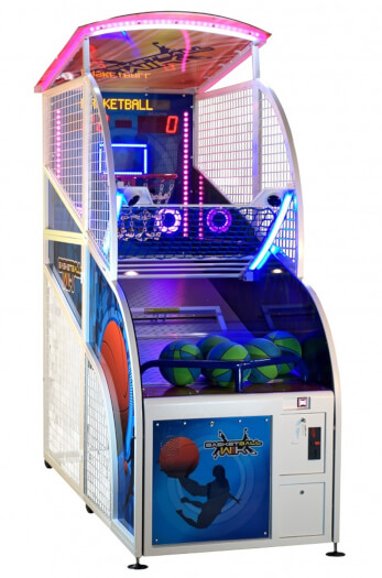 WIK Basketball Outdoor Arcade Machine