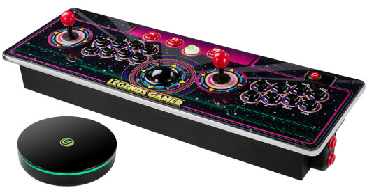 AtGames Legends Gamer Pro Arcade Console